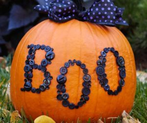 10 DIY Halloween Pumpkin Decorating Concept