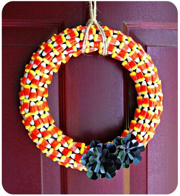 8 Diy Halloween Wreaths
