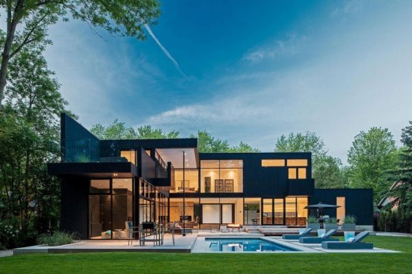 High Quality Luxurious Residence In Canada By Guido Constantino Design Office Good Looking
