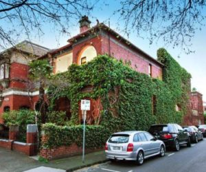 A magnificent Edwardian terrace home in Melbourne listed for sale