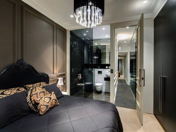 The Most Beautiful Brick Interior Design In Paddington Sydney - A-lovely-grey-house-in-paddington-sydney