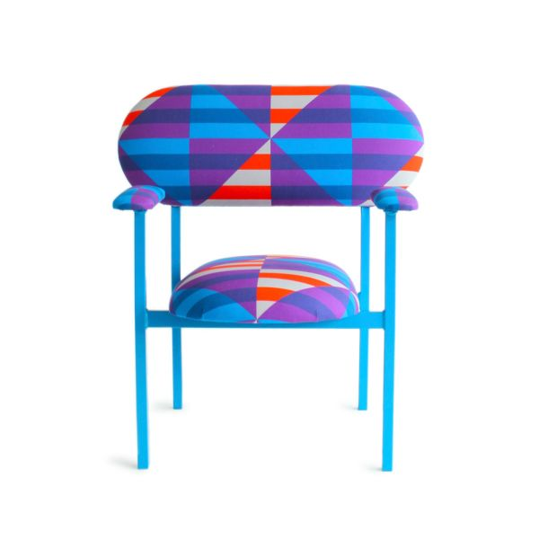 Discarded Old Pieces Of Furniture Reinvented By Nina Tolstrup