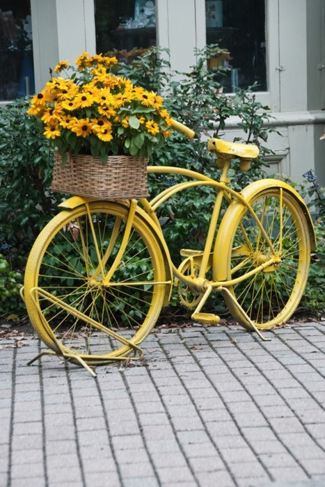 Give Your Old Bike A Second Chance And Turn It Into A Beautiful