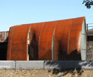 Archway Studios – a prototype built in an around a rail viaduct