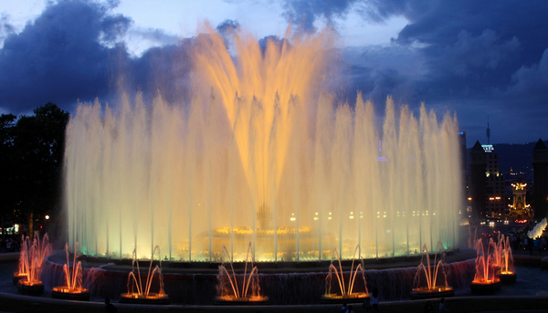 Some Of The World S Most Impressive Fountains Ever Seen