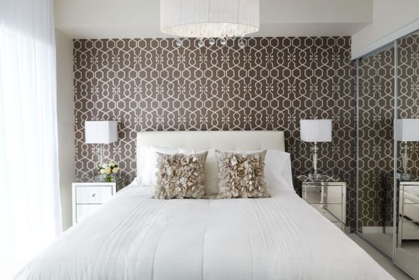 What You Need To Consider When Wall Papering A Bedroom