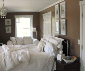 ... How To Decorate A Bedroom With Brown Walls