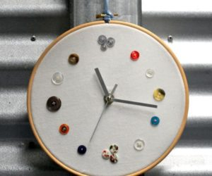 5 creative DIY clocks that can be used as accent pieces