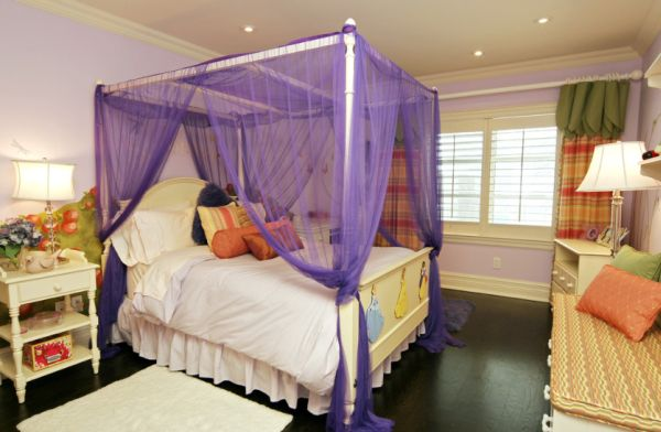 Bed With A Canopy decorating a romantic canopy bed: ideas & inspiration
