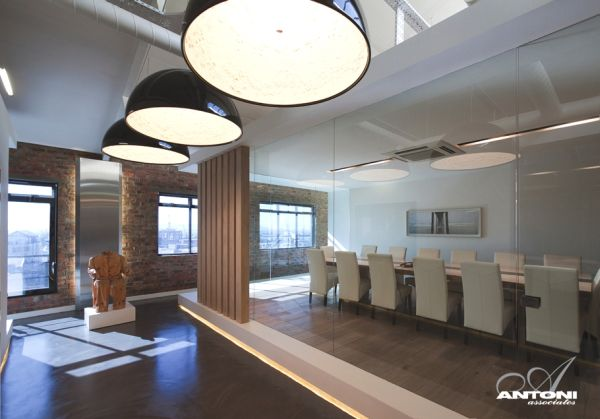 Luxurious office relocation and redecoration in Cape Town