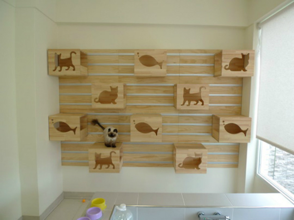 Cats Also Like Stairs And Platforms There Are Plenty Of Pieces That Allow Them To Do Particularly Hide