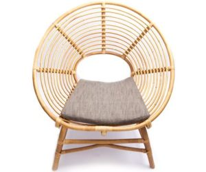 Ringo Circular Rattan Chair