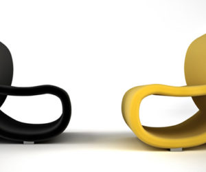 "Artistic and dynamic, a collection that spells its name: ""Chair & Chair"""