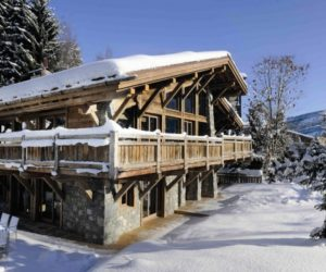 Chalet Brickell – a luxurious and enchanting Alpine getaway in Megève