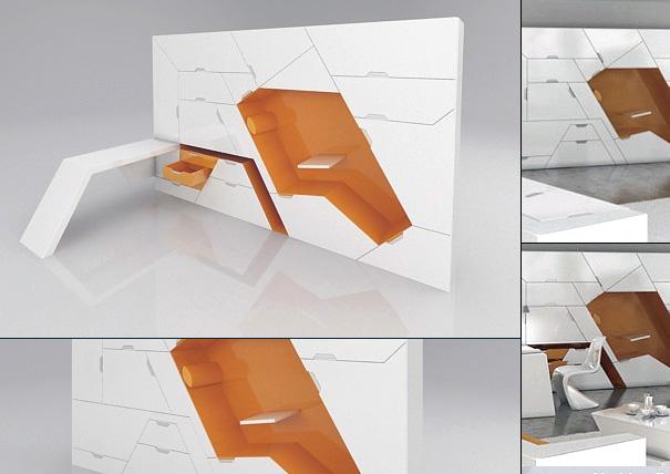Get Your Furniture From A Box - Futuristic-minimalist-furniture-from-boxetti