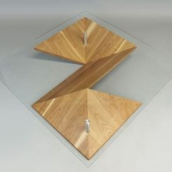 Great Origami Table, A Modern Take On The Ancient Art Of Paper Folding Good Ideas