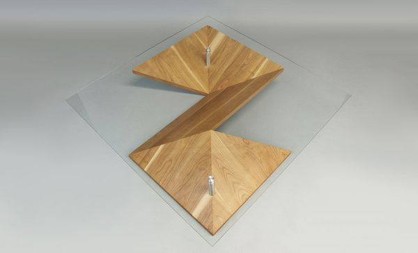 origami table a modern take on the ancient art of paper folding