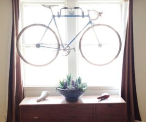 Three Ingenious Bike Hangers With Unusual designs
