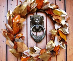 5 beautiful DIY wreaths with which you can welcome this year's fall with style