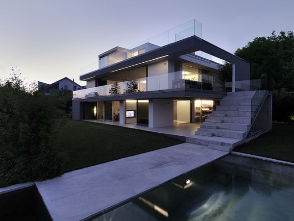 Extraordinary Dream Modern House Ideas - Best Image Engine ...