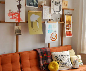 An inspiring DIY gallery grid that you can personalize as you want