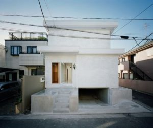 Post-war house in Okusawa turned into a modern home that meet's today's standards