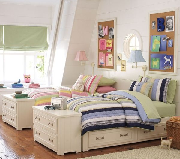 15 Bedroom Interior Design Ideas For Two-Kids