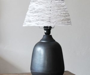 21 creative diy lighting ideas how to make a yarn lampshade using simple methods aloadofball Gallery