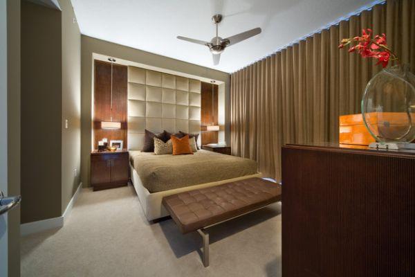 10 unusual headboard ideas for an original bedroom for Modern bedhead design