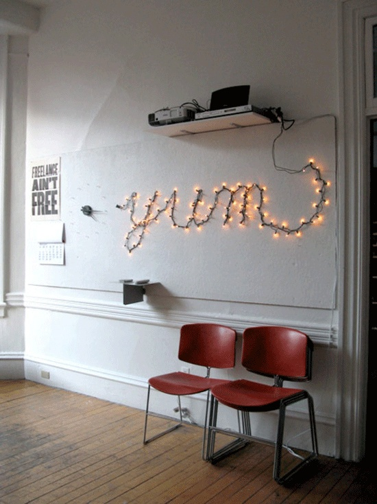 7 Ways To Decorate With Twinkle Lights Year Round