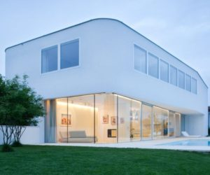 Single-family L House in Scharten, Austria