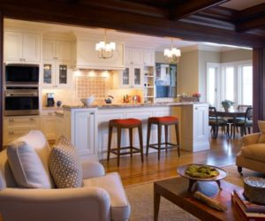 ... Five beautiful open kitchen interior designs
