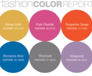 Hot Hues for Fall 2012