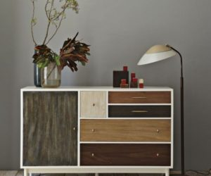 The Eclectic Patchwork Dresser