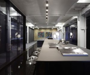 Stylish upgrade of a Sydney commercial building by Smart Design Studio
