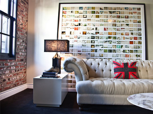 Photo Displays On Walls 25 Stylish Ways Of Displaying Your Family Photos