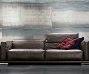 Selectional Recliner sofa by Giorgio Soressi