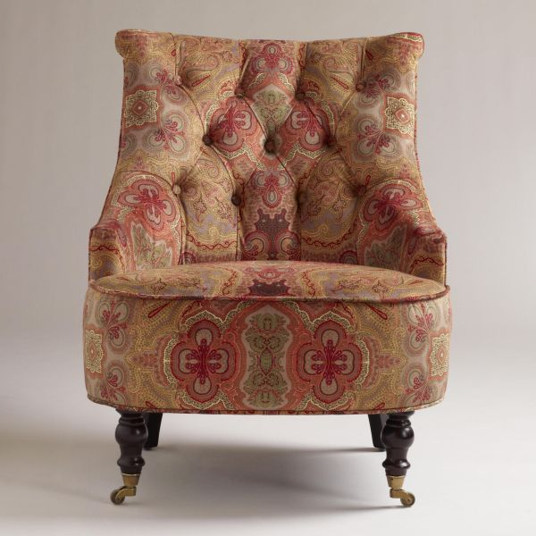 Bon The Classic Venice Paisley Erin Chair