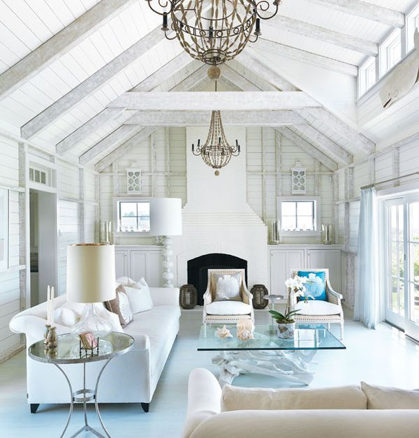 Decorating Ideas Color Inspiration: Decorating All-White Rooms: Ideas & Inspiration