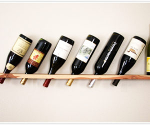 The Inspiration You Need For Building Your Own Wine Rack
