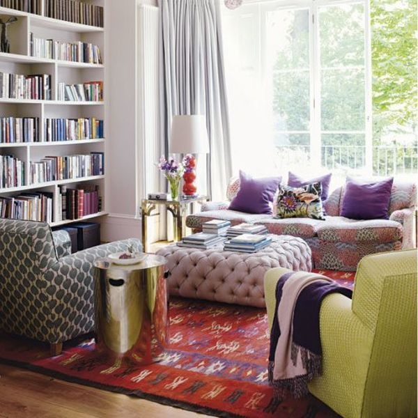 Decorating Ideas Color Inspiration: Decorating A Bohemian Home: Ideas And Inspiration