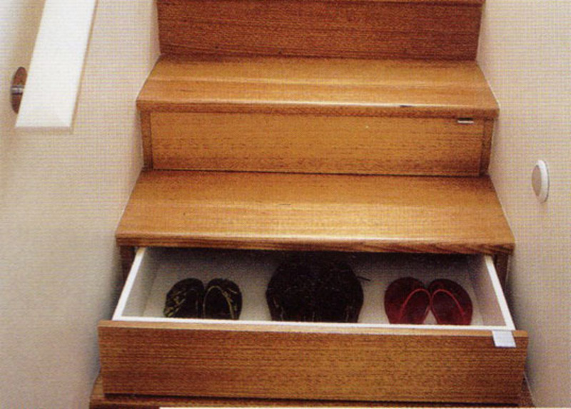 High Quality 1. Staircase Drawers. Good Ideas