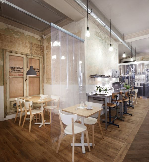 view in gallery - Cafe Interior Design Ideas
