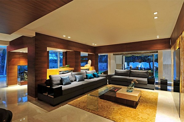 Bungalow Interior Decorators Chennai Designers: Redesigned And Redecorated Residence In India With A Bold
