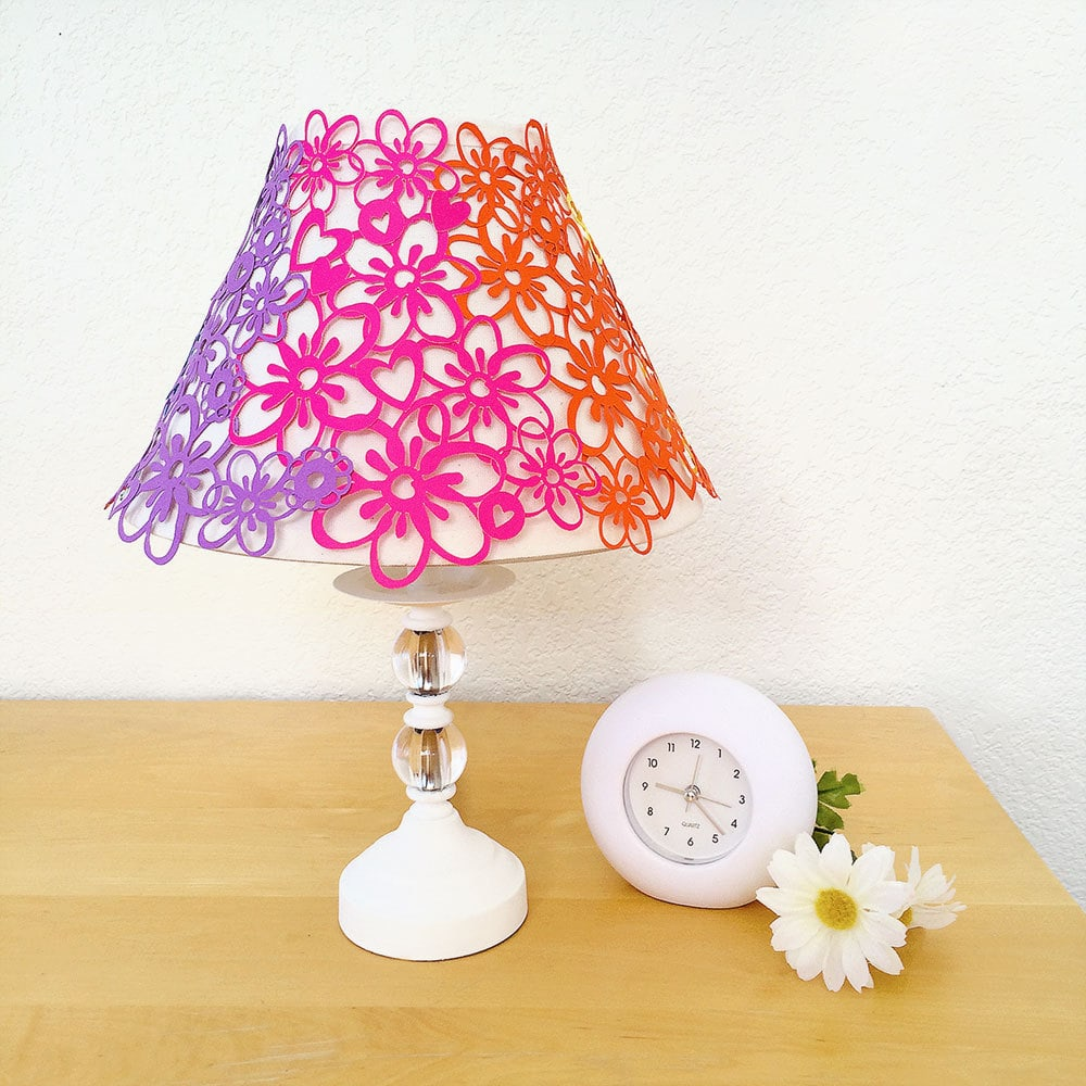low cost house decor ideas Embellish And Swap Out Lamp Shades