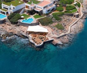 Exclusive Elounda Peninsula All Suite Hotel in Greece