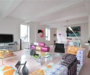 Karim Rashid sells his glamorous condo loft