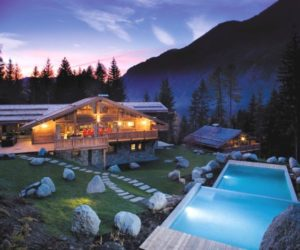 A luxurious French chalet that can be renter in the Chamonix Valley