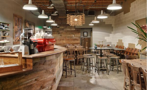 Good 12 Coffee Shop Interior Designs From Around The World