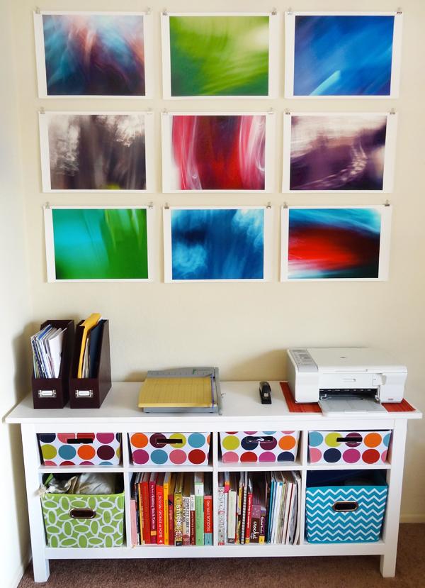17 More DIY wall Art Ideas